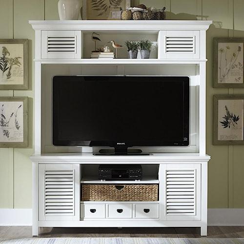 Liberty Furniture Summerhill 442 Ent Enc Entertainment