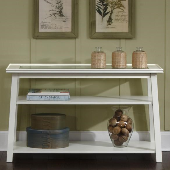 Liberty Furniture SummerhillSofa Table