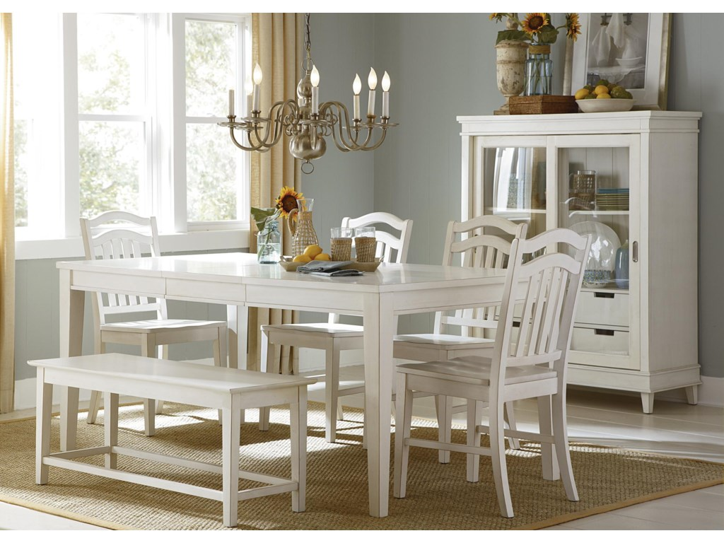 Liberty Furniture Summerhill6-Piece Dining Set