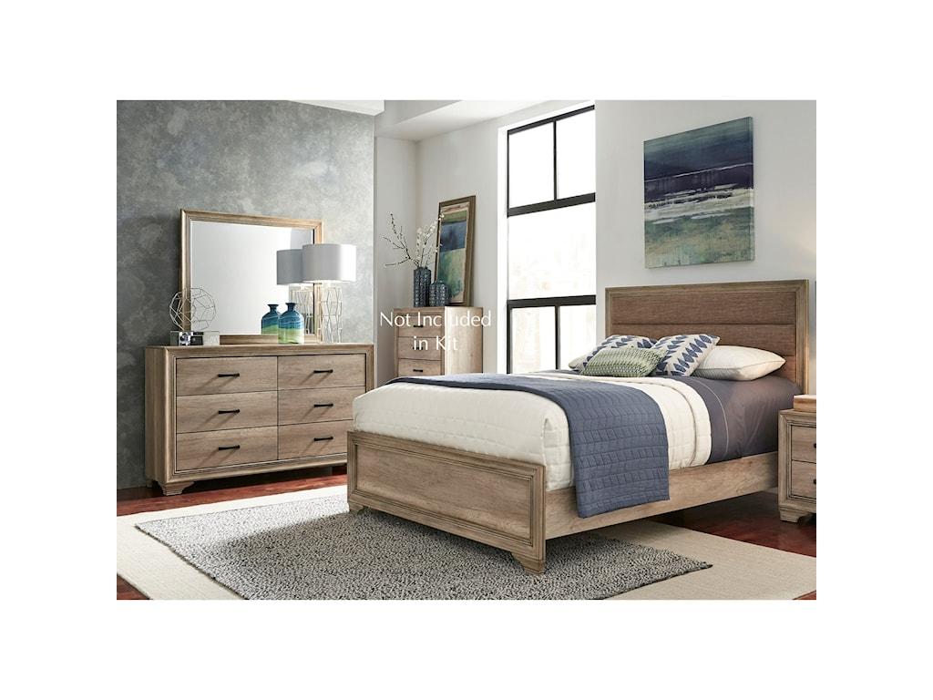 Liberty Furniture Sun ValleyFull Bedroom Group