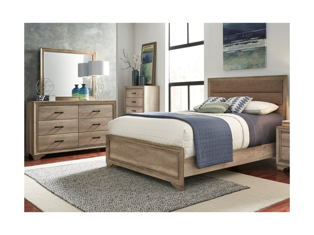 Liberty Furniture SydneyQueen Bedroom Group