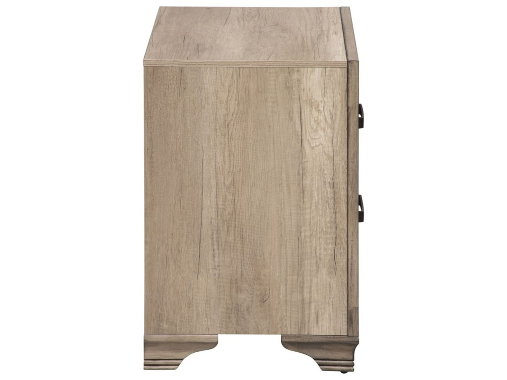 Liberty Furniture Sun Valley 4392 Drawer Night Stand