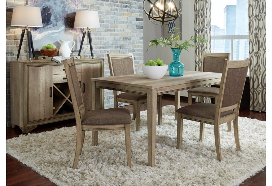Heavy Duty Folding Picnic Table, Liberty Furniture Sun Valley Casual Dining Room Group Hudson S Furniture Casual Dining Room Groups