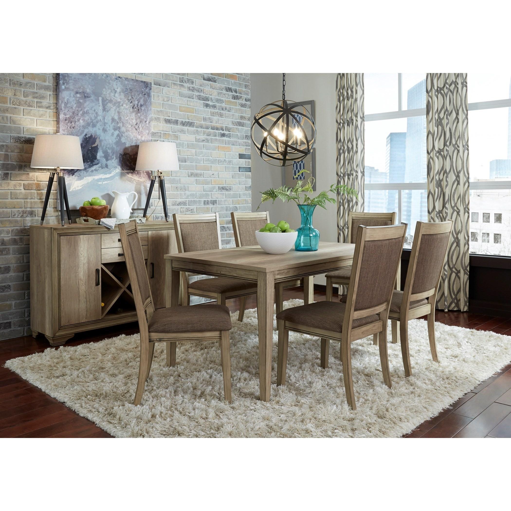 Sun Valley 439 Casual Dining Room Group By Liberty Furniture