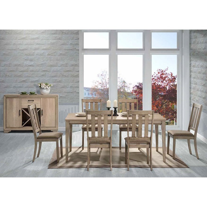 Merveilleux Liberty Furniture Sun Valley Casual Dining Room Group