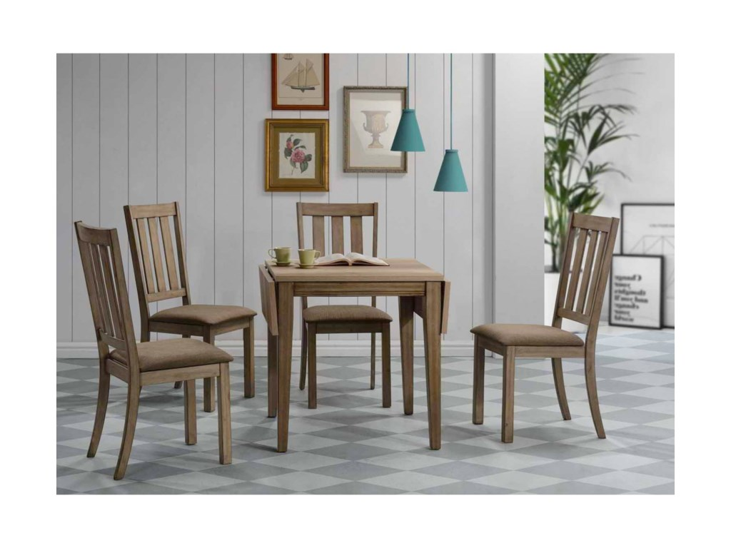 Liberty Furniture Sun Valley5 Piece Drop Leaf Set
