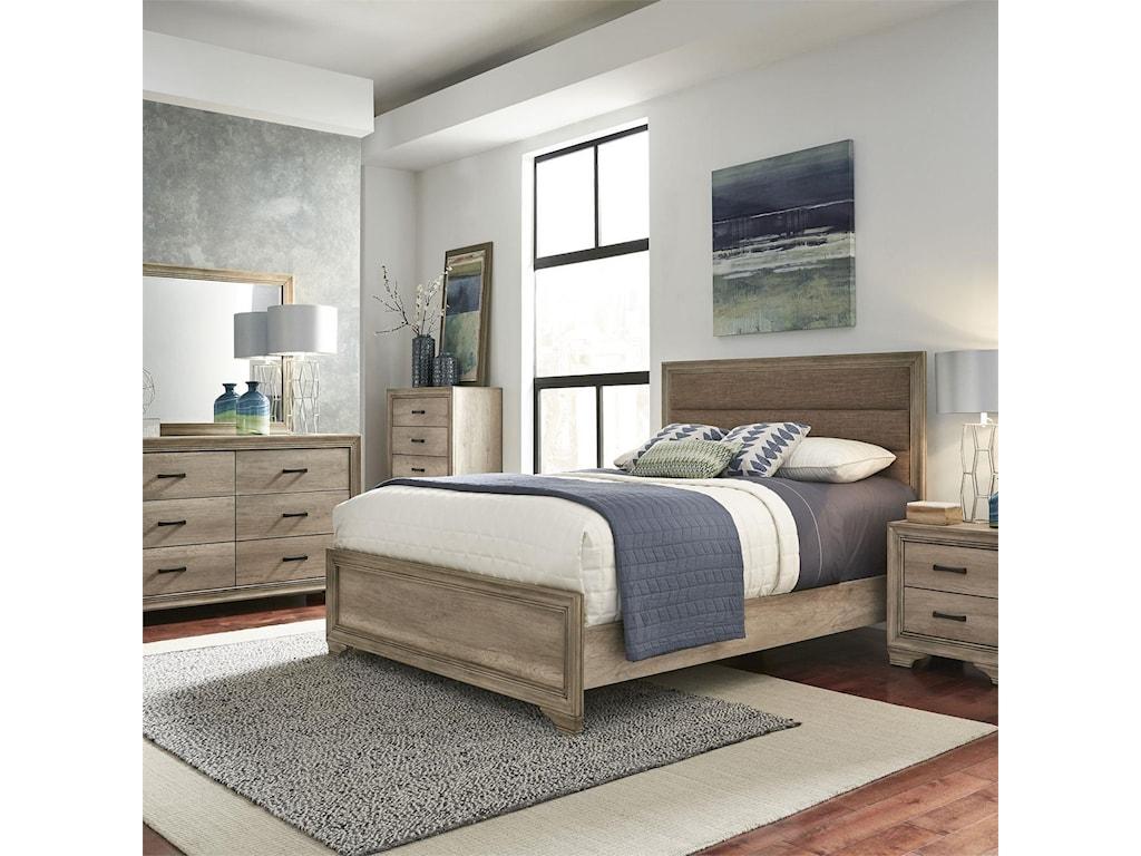 Freedom Furniture Sun Valley4-Piece Queen Bedroom Set