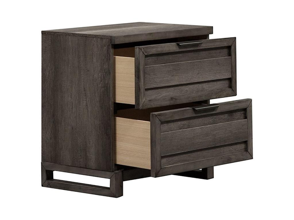 Liberty Furniture Tanners CreekNightstand