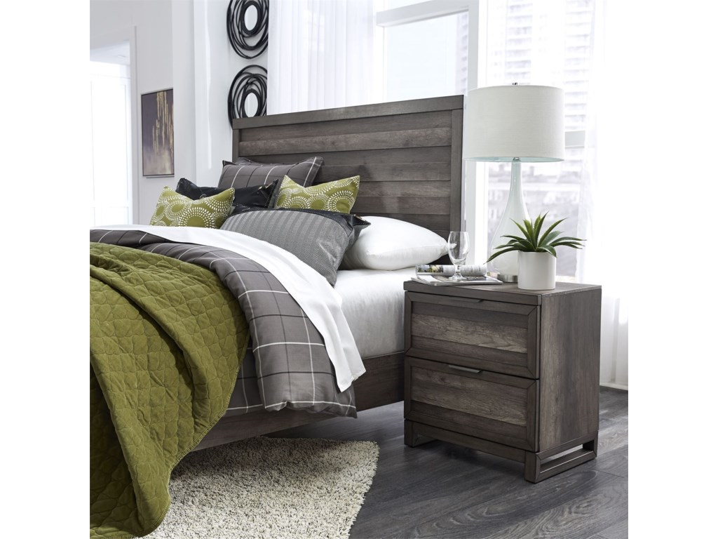 Liberty Furniture Tanners CreekNightstand