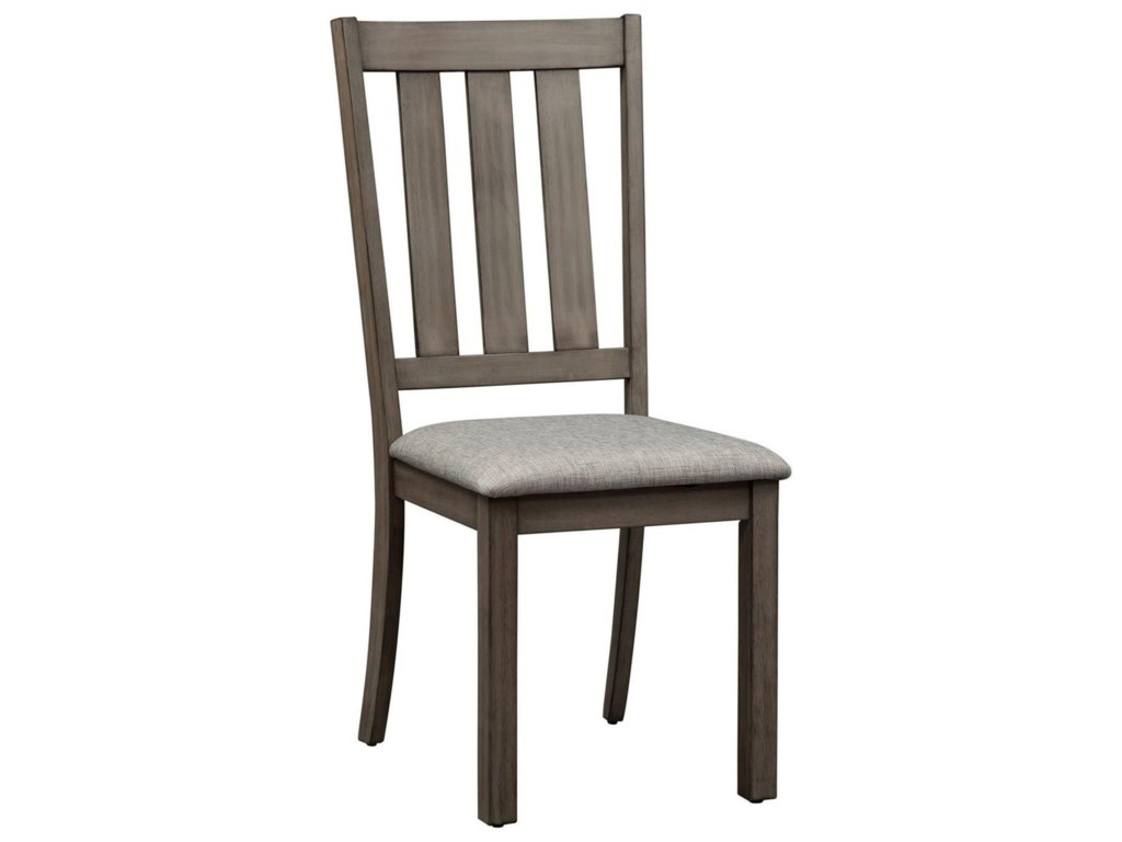Liberty Furniture Tanners CreekSlat Back Side Chair