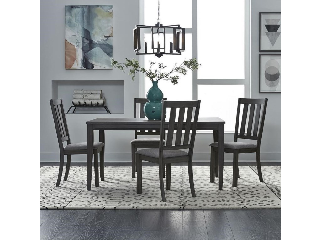 Liberty Furniture Tanners Creek5 Piece Table and Chair Set