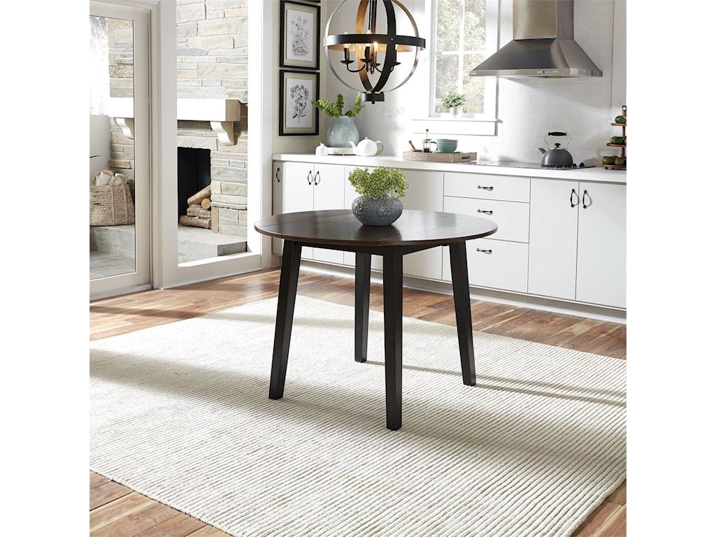 Liberty Furniture Thornton3 Piece Drop Leaf Table Set