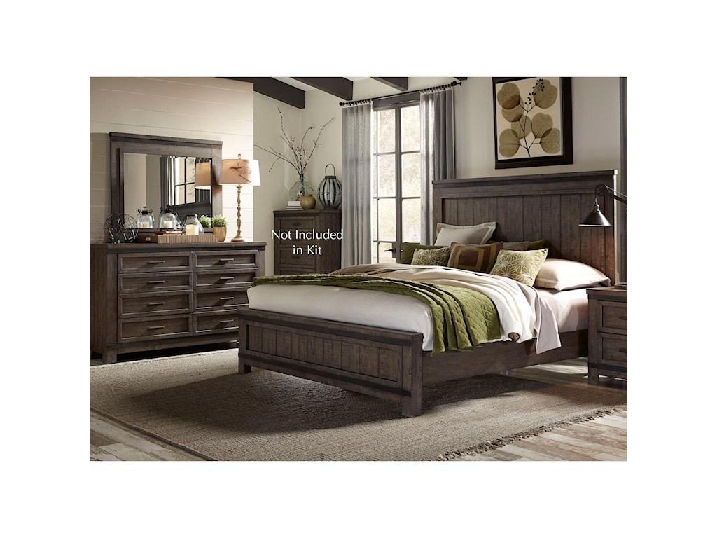 Sarah Randolph Designs Thornwood HillsQueen Bedroom Group