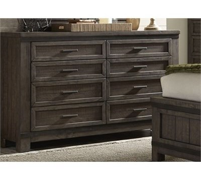 Liberty Furniture Thornwood Hills8 Drawer Dresser