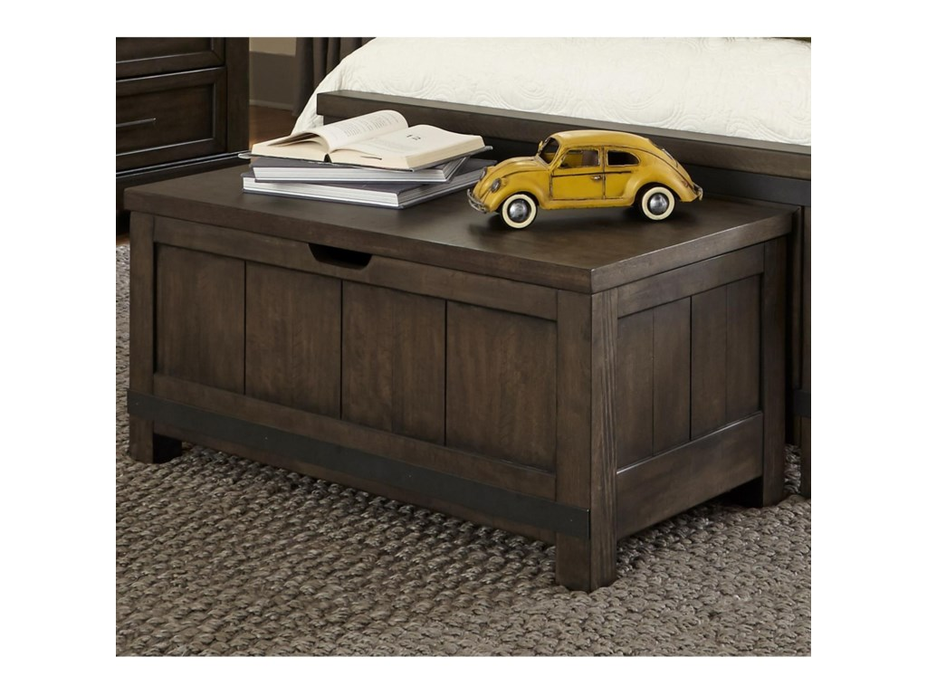 Liberty Furniture Thornwood HillsToy Chest Bench