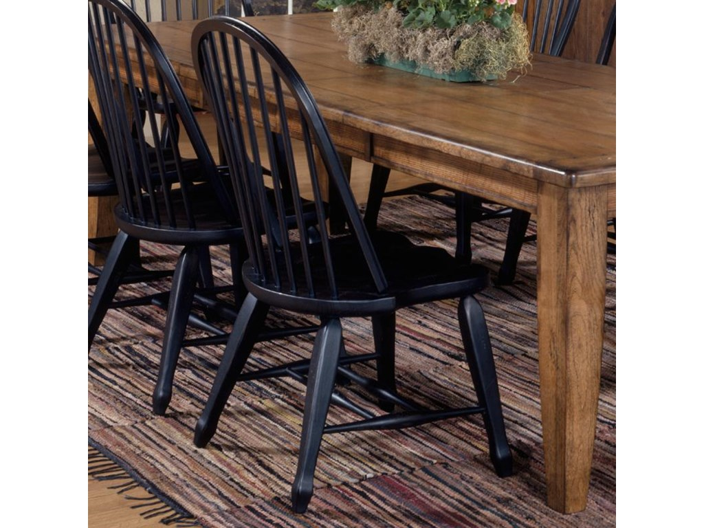 Liberty Furniture Treasures Bow Back Side Chair