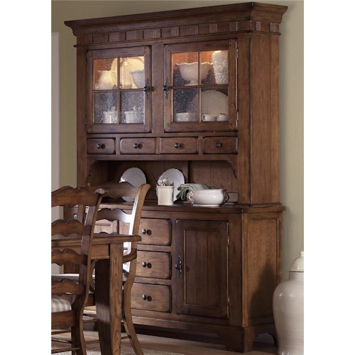 Liberty Furniture Treasures  China Cabinet