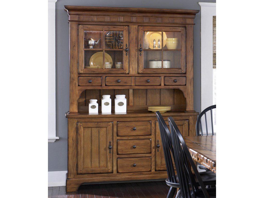Liberty Furniture Treasures 2 Door Buffet