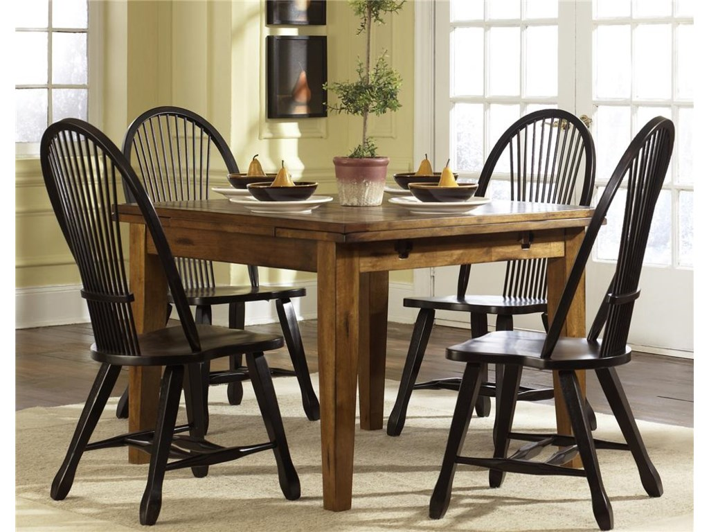 Liberty Furniture Treasures 5 Piece Table & Chair Set