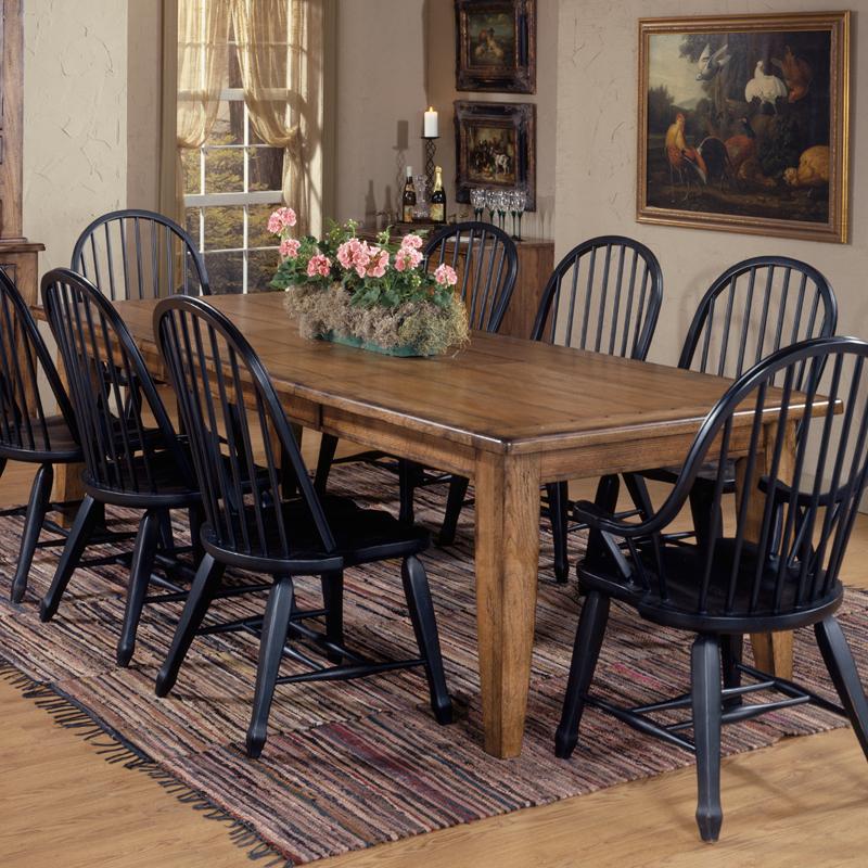 Wonderful Liberty Furniture Treasures Extension Leg Table