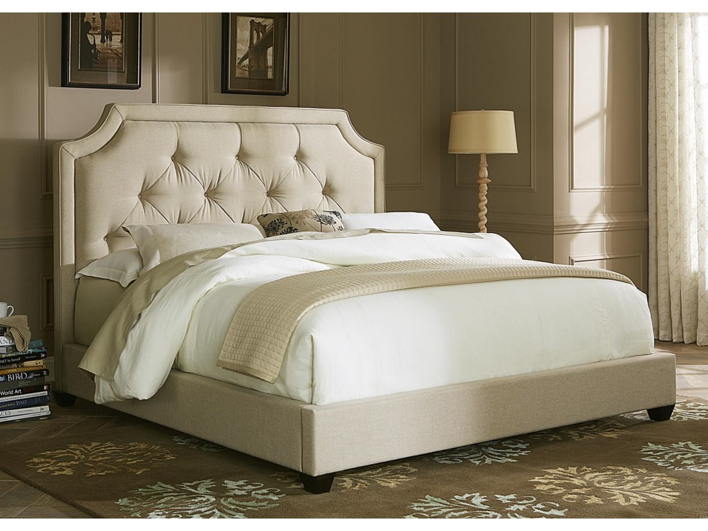 Freedom Furniture Upholstered BedsQueen Upholstered Bed