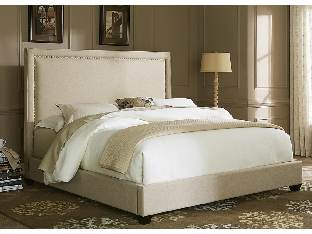 Liberty Furniture Upholstered BedsQueen Panel Bed