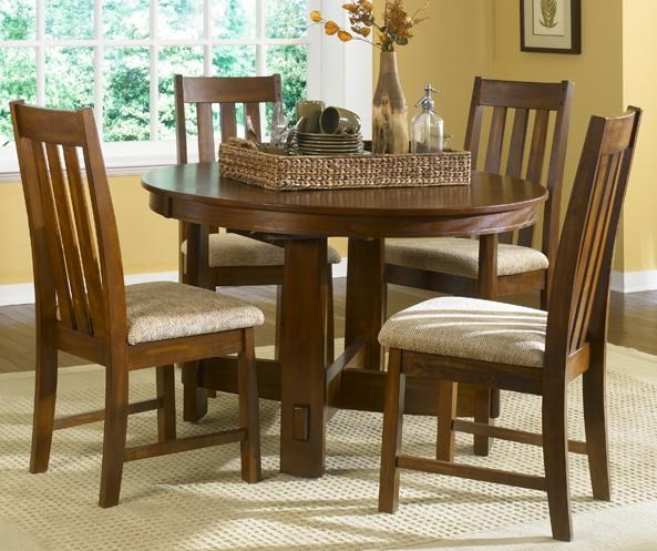 Liberty Furniture Urban MissionTable & Chair Set