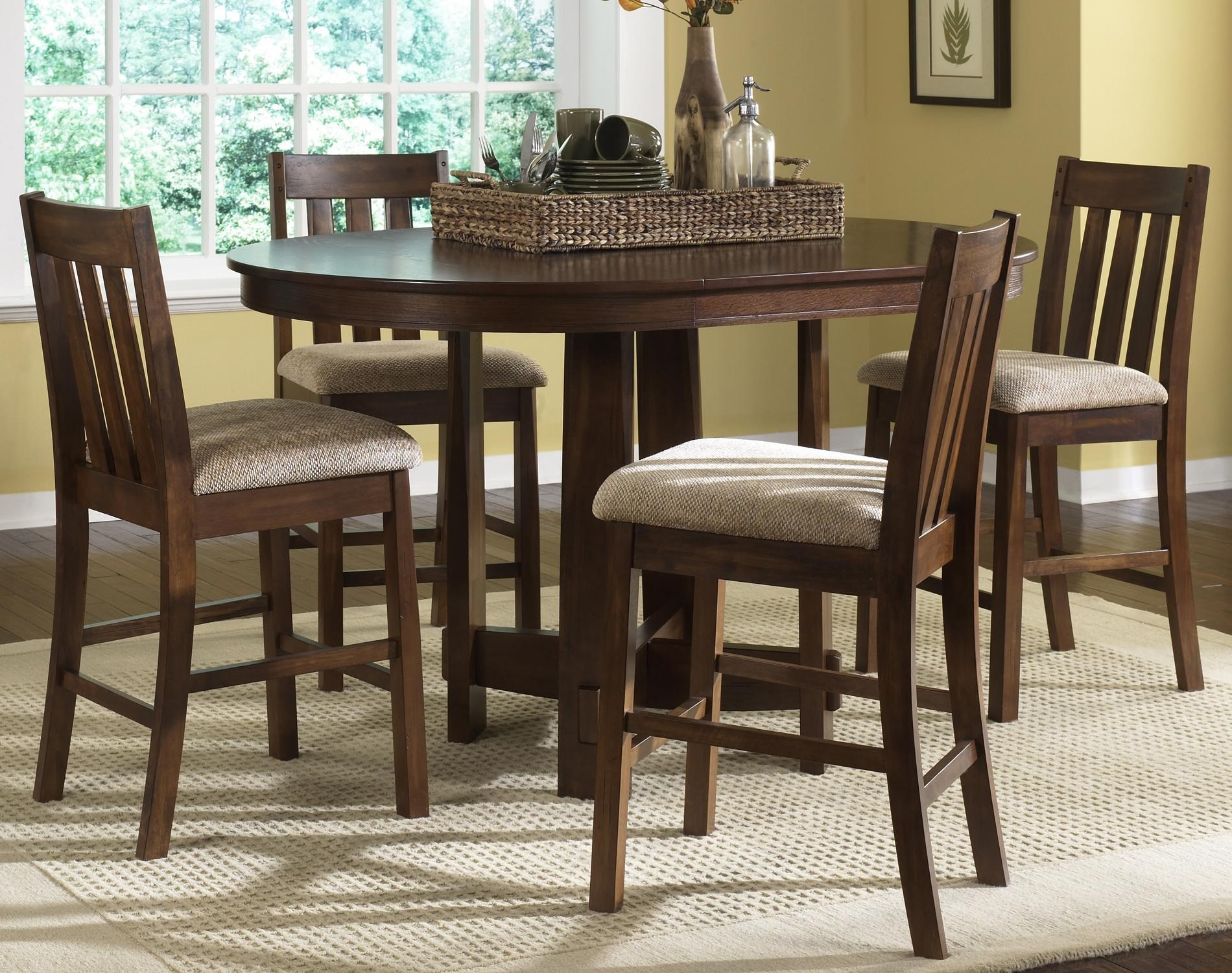 Liberty Furniture Urban Mission5 Piece Pub Set