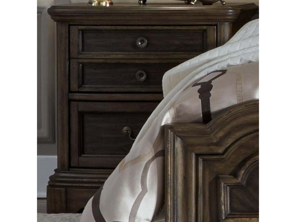 Liberty Furniture Valley Springs2 Drawer Night Stand