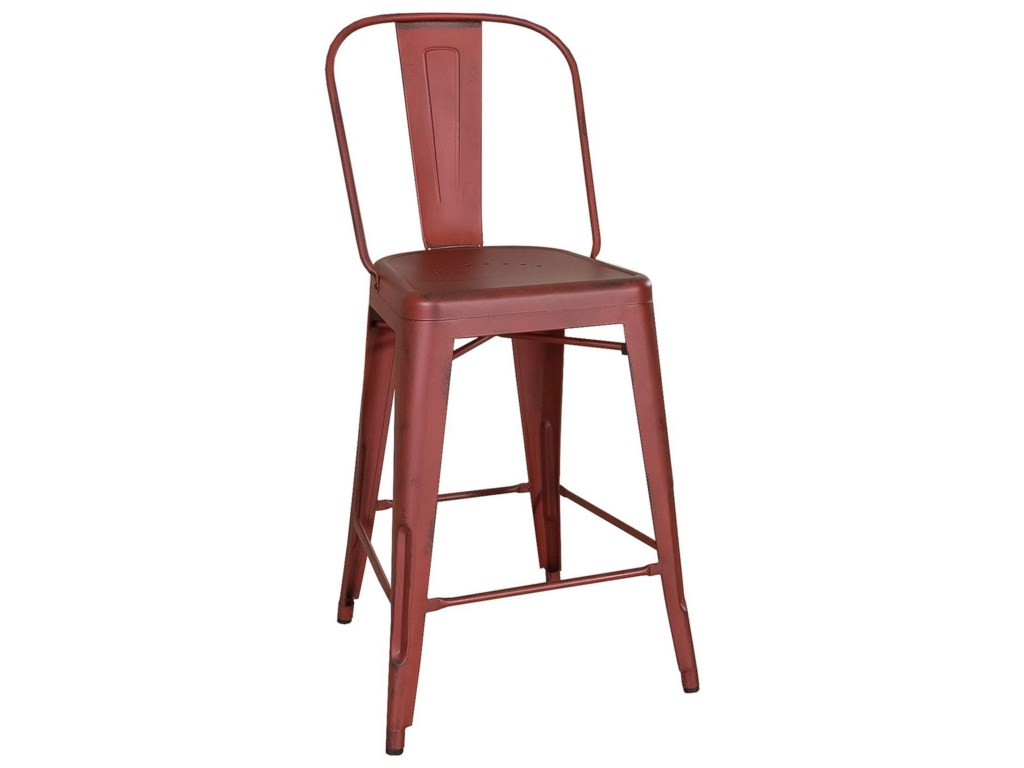 Freedom Furniture Vintage Dining SeriesBow Back Counter Chair
