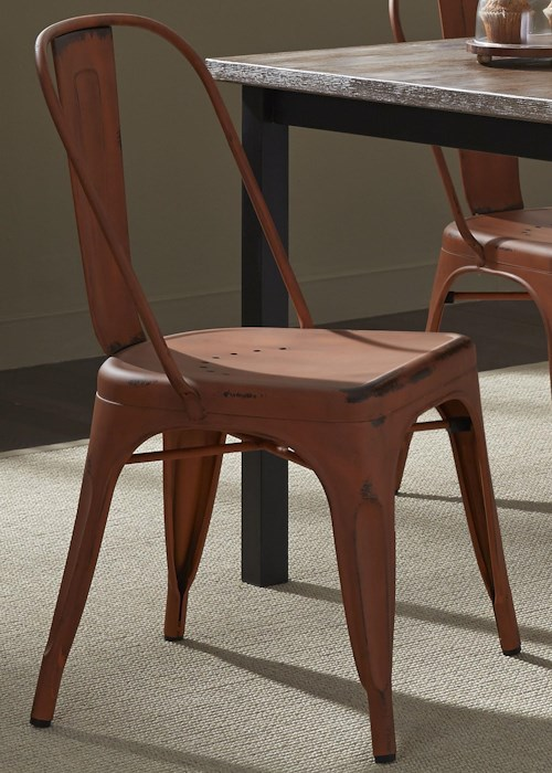 Bow Back Dining Chairs ~ Liberty furniture vintage dining series bow back