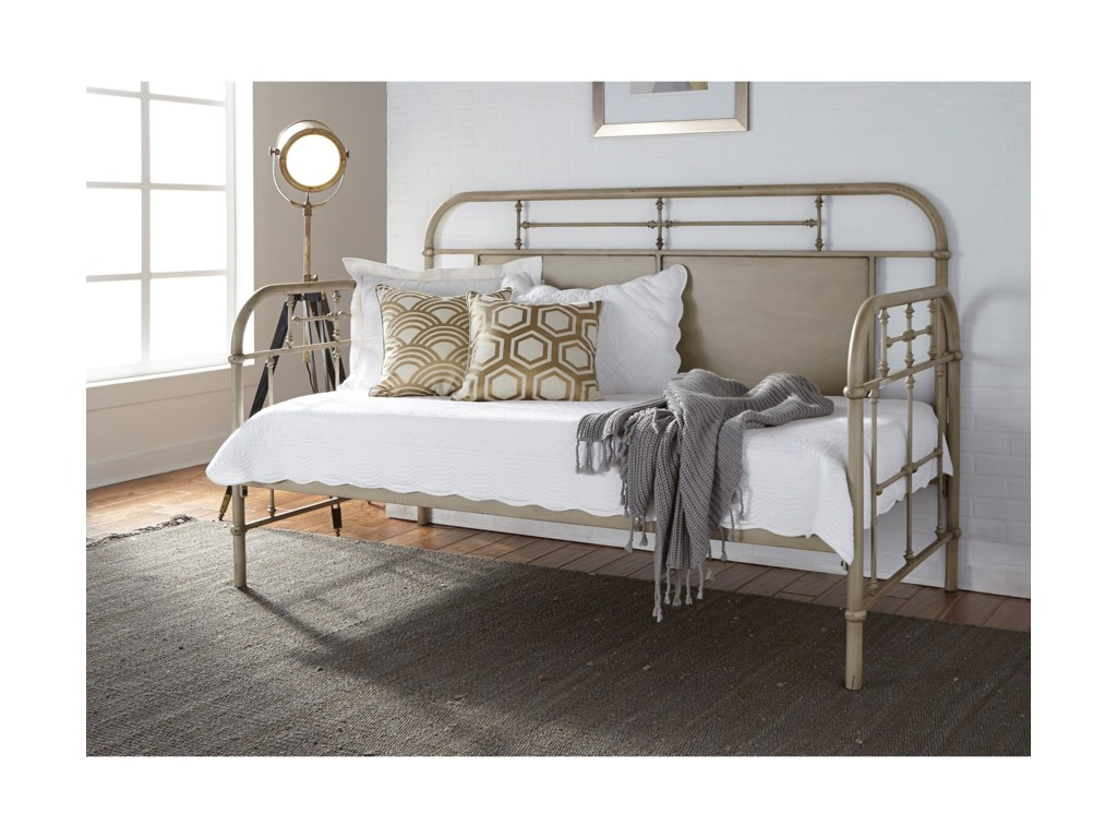 Liberty Furniture Vintage SeriesTwin Metal Daybed
