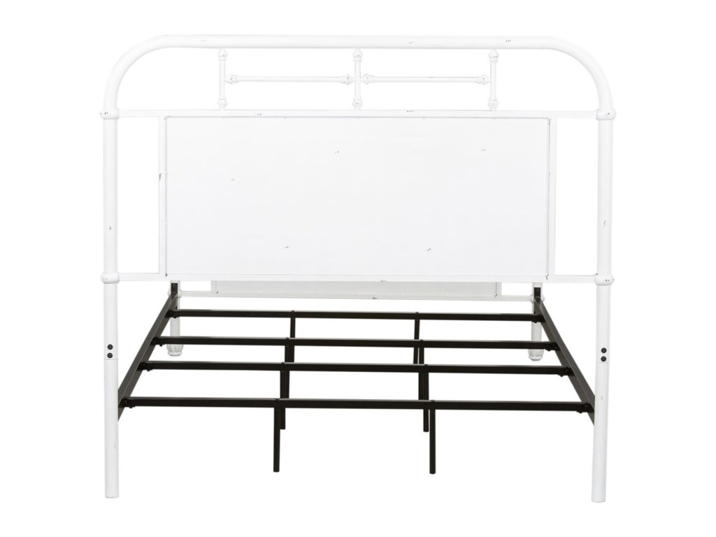Liberty Furniture Vintage SeriesKing Metal Bed