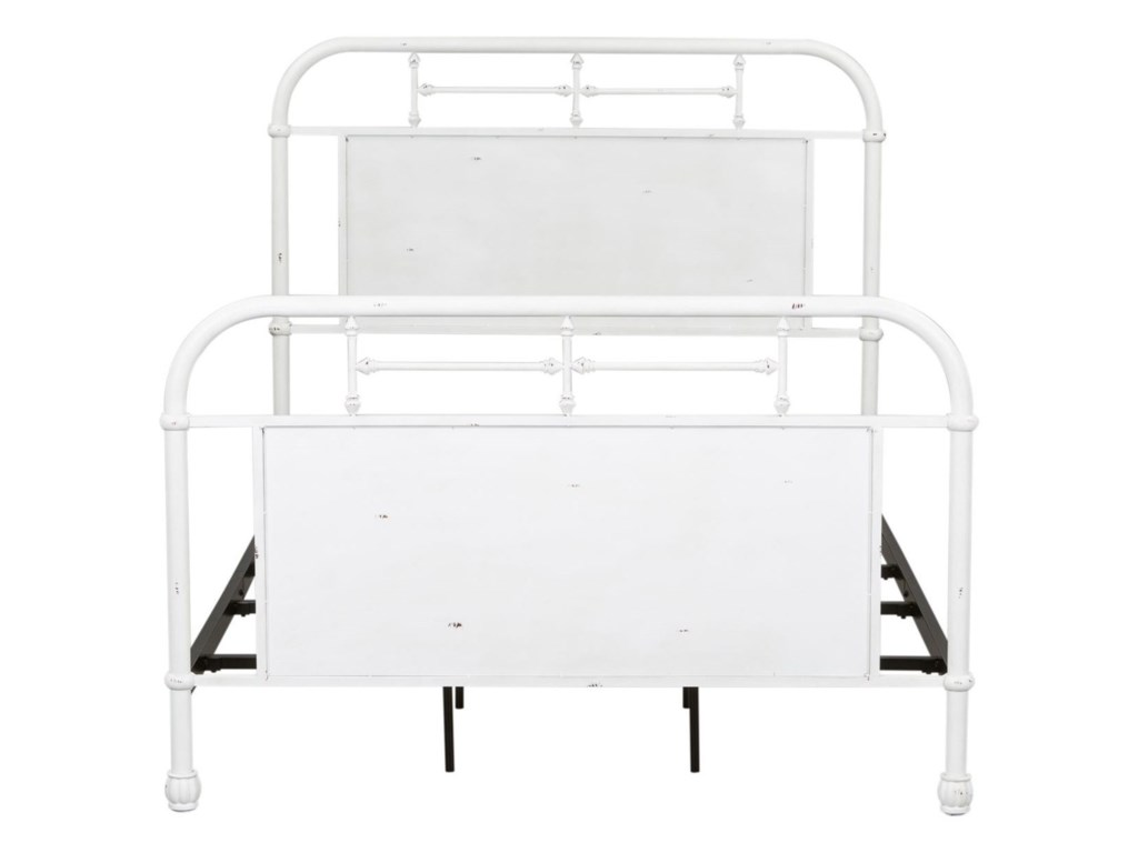 Liberty Furniture Vintage SeriesFull Metal Headboard