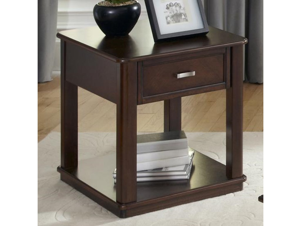 Liberty Furniture WallaceEnd Table