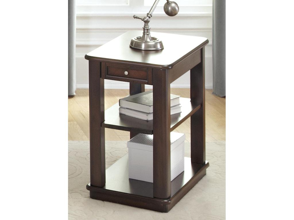 Liberty Furniture WallaceChairside Table