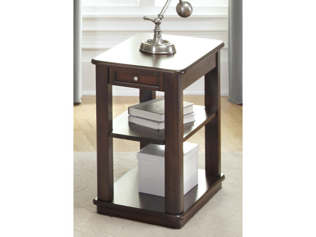 Liberty Furniture WallaceChairside Table