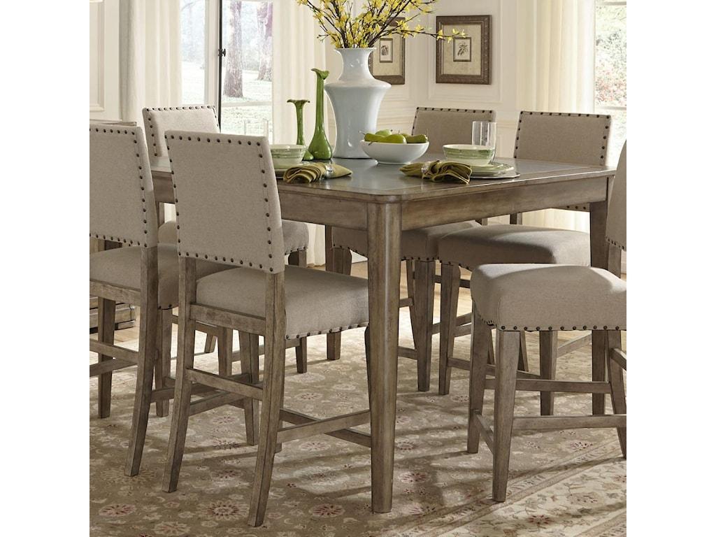 Liberty Furniture Weatherford Gathering Table