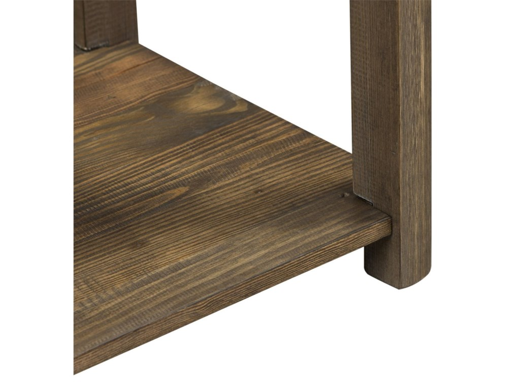 Liberty Furniture West EndChair Side Table