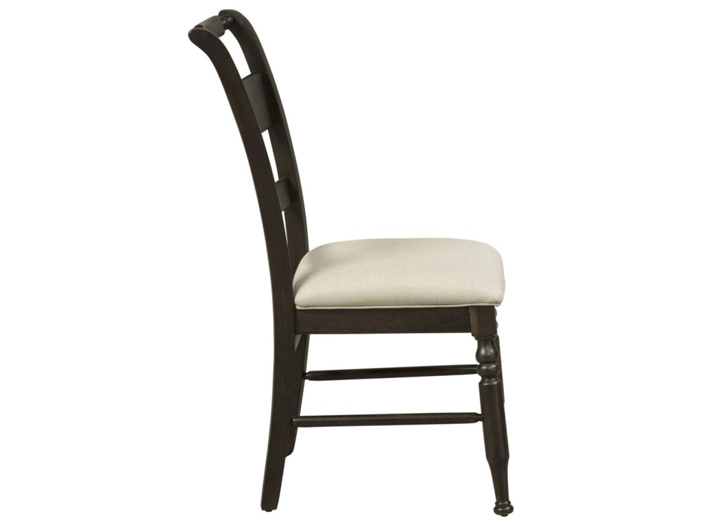 Liberty Furniture WhitneySlat Back Side Chair