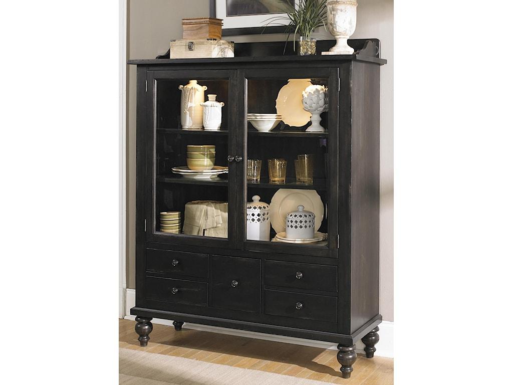 Liberty Furniture WhitneyDisplay Cabinet
