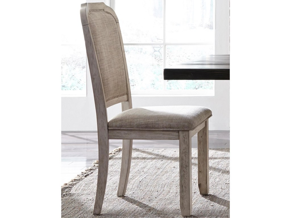 Liberty Furniture WillowrunDining Side Chair