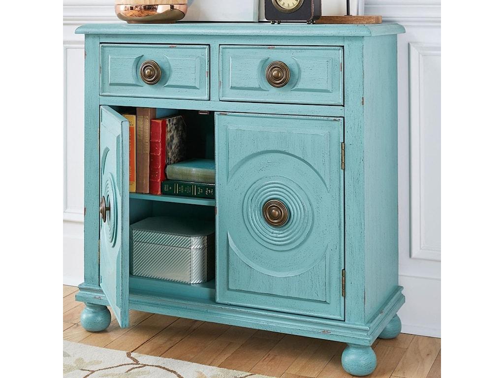 Liberty Furniture Winward2 Drawer 2 Door Accent Cabinet