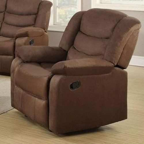 Lifestyle 12943 Power Recliner with Pillow Arms
