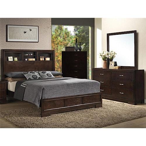 Lifestyle Monroe 3-Piece King Bedroom Set