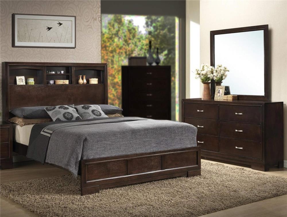 Bedroom Sets Ri monroe 3-piece queen bedroom set - rotmans - bedroom groups
