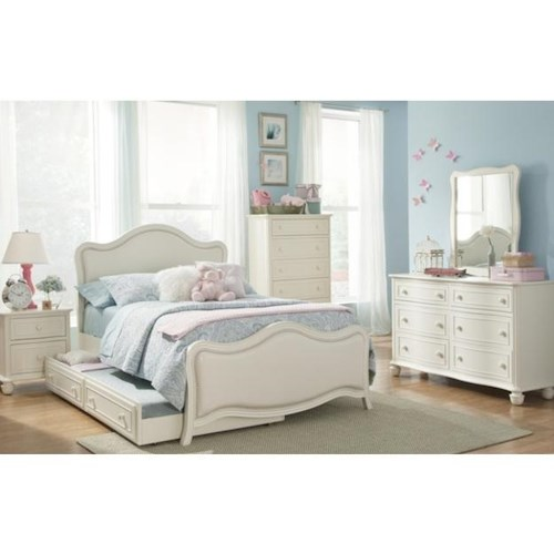 Lifestyle Daydreams Twin Bed