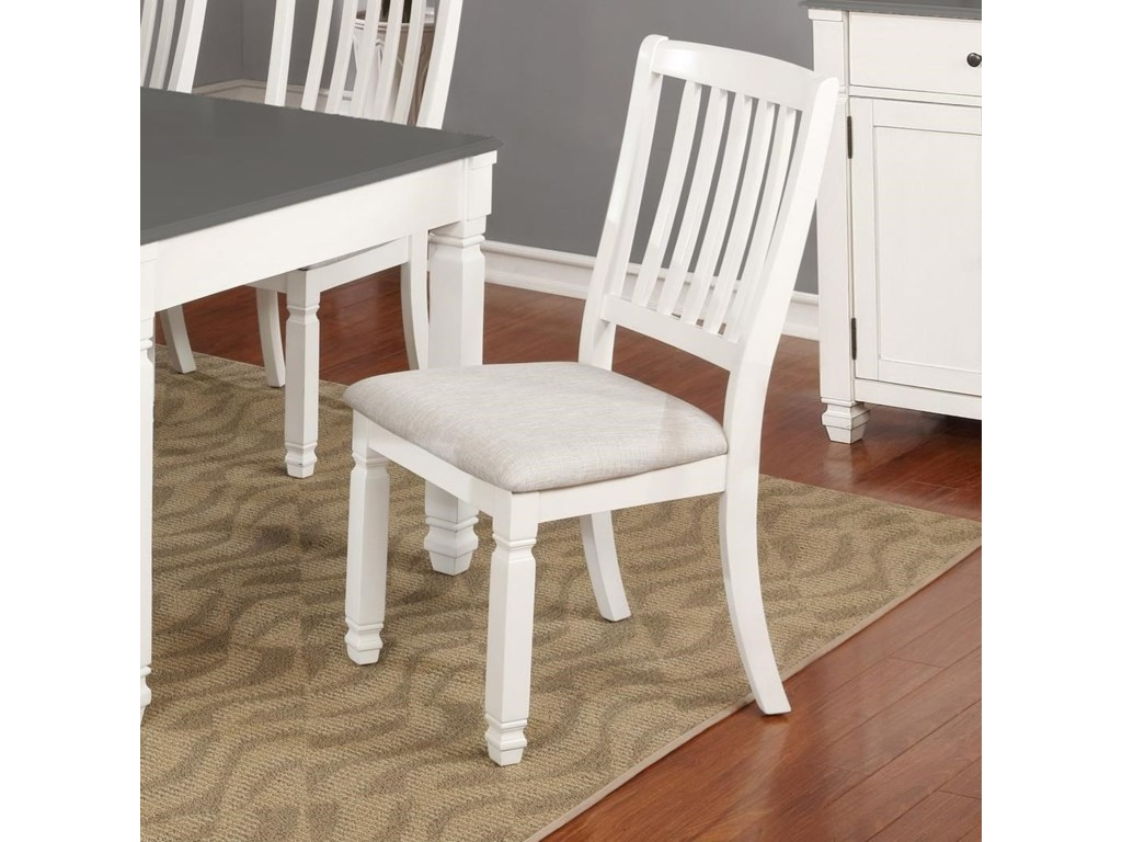 Lifestyle 1735PSide Chair