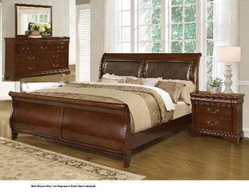 Lifestyle 4116A- Misk 4PC King Bedroom Group | Miskelly Furniture ...