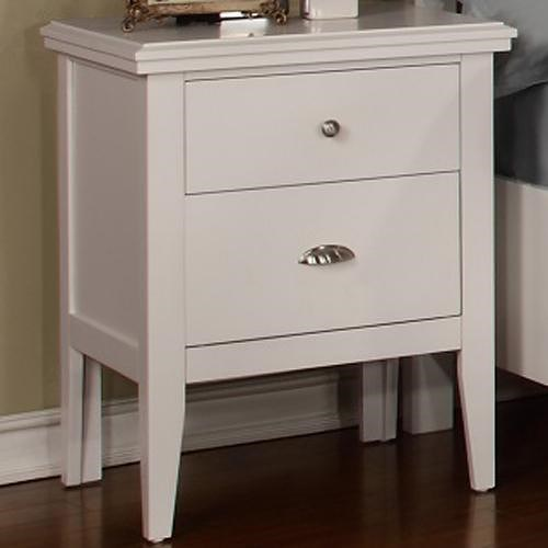 Lifestyle Jillian Nightstand with 2 Drawers